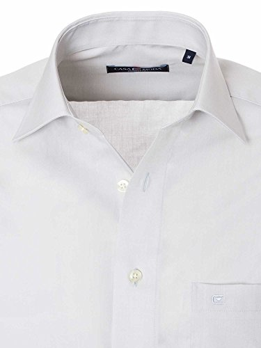CASAMODA Messieurs Chemise d'affaires 006068 manche 58 cm infroissable gris clair