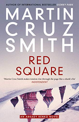 Red Square (English Edition)