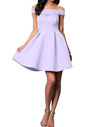 Ivydressing -  Vestito  - linea ad a - Donna Lavanda