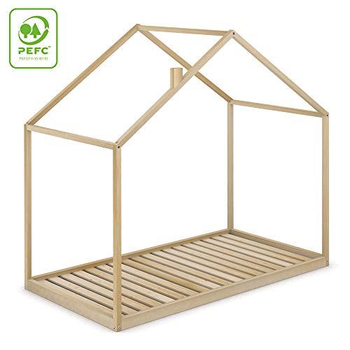 Cama Infantil Tipo Montessori Space