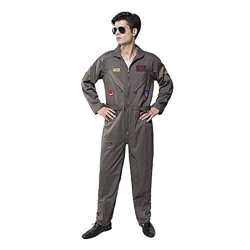stüm für Erwachsene, Herren, Fliegenanzug, Cosplay-Anzug - Mehrfarbig - XXX-Large ()