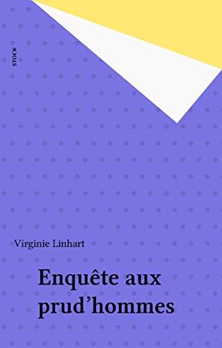 Enquête aux prud'hommes (Documents) par Virginie Linhart