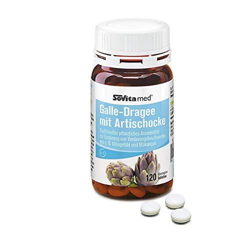 Sovita Med Galle-Dragee-mit-Artischocke Tabletten