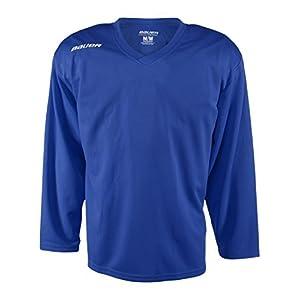 Bauer Trainingstrikot 200 Senior, Größe:Goaliecut;Farbe:blau