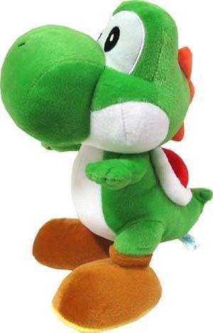 Super Mario Bros. Peluche Yoshi 30cm Peluche Verde Nintendo