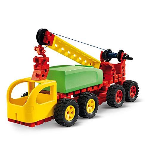 fischertechnik - 511930 JUNIOR Jumbo Starter, Konstruktionsspielzeug (Lego Jumbo-set)