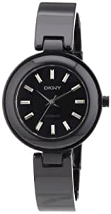DKNY Damen-Armbanduhr XS Analog Quarz Keramik NY8549