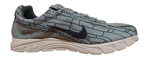Nike , Herren Sneaker 41 EU tumbled grey 003