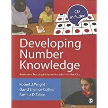 [(Developing Number Knowledge : Assessment, Teaching and Intervention with 7-11 Year Olds)] [By (author) Robert J. Wright ] published on (December, 2011)