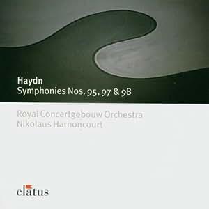 Symphonies Nos. 95, 97 And 98
