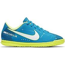 Nike JR Mercurialx VRTX III NJR IC - Zapatillas de fútbol Sala de Neymar Jr,