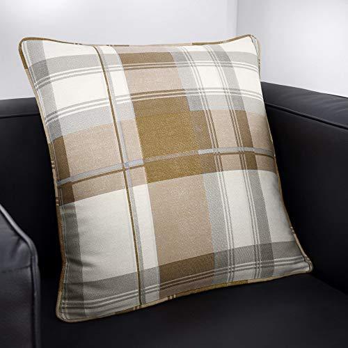 Fusion - Balmoral - Nautral, Cushion Cover: 43 x 43cm -