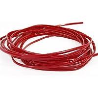 Nuovo Rosso Universale Moulding Trim Strip per maniglia per porta finestra Specchio altoparlanti stereo