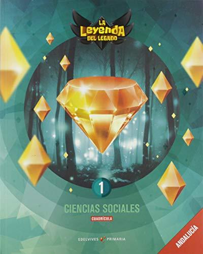 Proyecto: La leyenda del Legado Ciencias sociales 1 - Cuadrícula: Andalucía