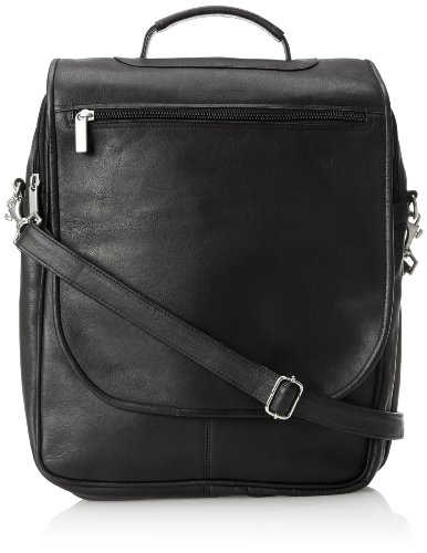 david-king-co-vertical-expandable-portfolio-backpack-black-one-size