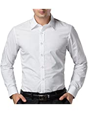 BEING FAB Men's Regular Fit Shirt