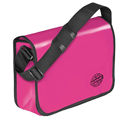Veloflex 7000371 Shoulder Bag Velocolor Umhängetasche, Pink