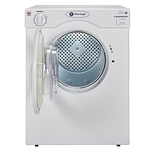 White Knight C39aw 3 5kg Freestanding Vented Tumble Dryer