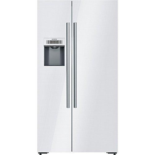 Siemens iQ700 KA92DSW30 Independiente 541L A++ Blanco nevera puerta lado a lado...