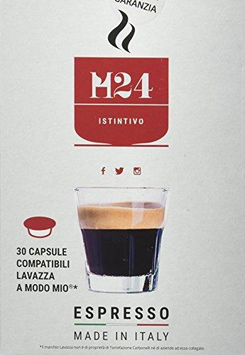 Caffè h24 - 120 capsule compatibili lavazza a modo mio