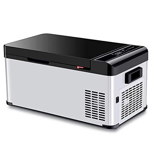 Mini Kühlschrank Kühler & Wärmer   17,3 l Fassungsvermögen   Tragbar und leise