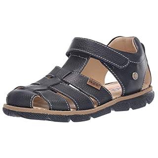 Primigi Boys' Ppd 34125 Ankle Strap Sandals, (Blue 3412533),11 UK/30 EU
