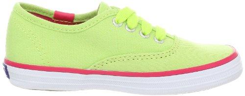 Keds kids CHAMP CVO KT31577F Unisex-Kinder Sneaker Grün (Lime)