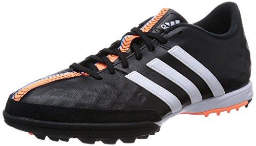 11 Nova TF - Chaussures de Foot noir/blanc