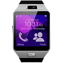 Generic Bluetooth Smart Watch with SIM and 16GB Memory Card Support For Android & iOS Devices (Assorted color)