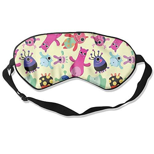 Novelty Funny Wacky Animals Unisex Sleep Mask Blinder Shade Eye Mask Eyeshade for Travel,Home,Hotel,Plane -