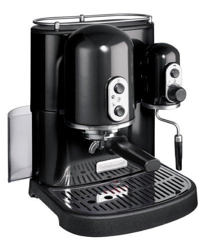 KitchenAid Artisan KES 100 Espressomaschine schwarz