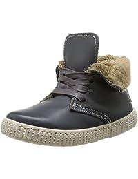 Victoria Safari Alta Piel Tintada Pelo, Boots mixte enfant