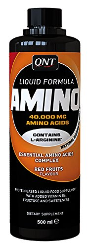 QNT Amino Acid Liquid - 500 ml  (Red Fruit)  available at amazon for Rs.980