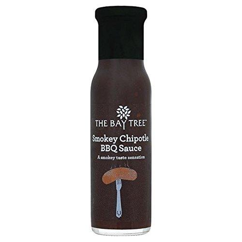 L'Arbre De La Baie Smokey Chipotle Sauce Bbq 290G - Paquet de 6