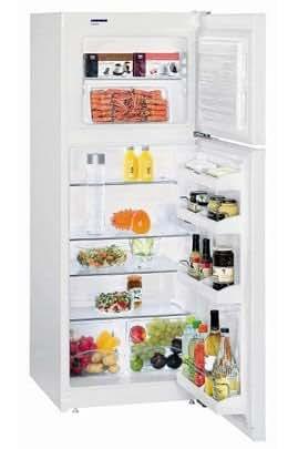Liebherr CT 223 Réfrigérateur 183 L Blanc