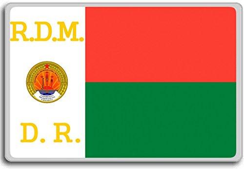 Didier Ratsiraka (1976-1993), Presidential Standards/Flags of Madagascar