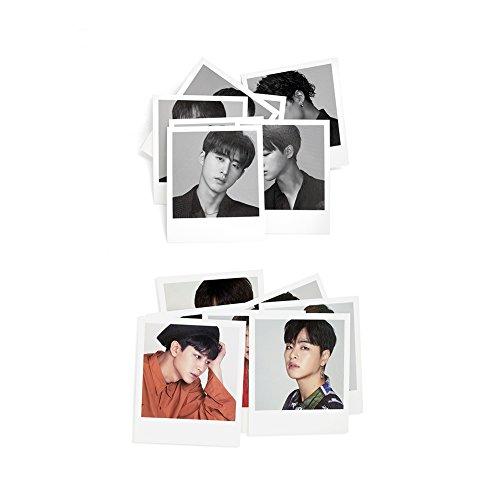 YG Entertainment Idol Goods Fan Products YG Select iKON KOLORFUL PHOTO SET