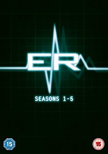 Er: Seasons 1-5 (5 Dvd) [Edizione: Regno Unito] [Reino Unido]