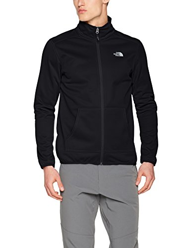 The North Face Tanken Zip Veste Homme Noir TNF