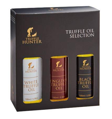 TruffleHunter Auswahl von Trüffelöl (3 * 100ml)