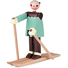 KAY Bojesen 39410figura di legno, Multicolore, 12x 7cm
