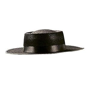 WIDMANN 2517G?El Gaucho sombrero, de fieltro, talla única adulto