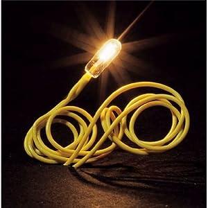 Faller 180677 Micro Cable Blanco Peras (3 STC. En Blister)