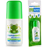 Best Mosquito Bite Reliefs - Mamaearth After Bite Roll On for Rashes Review