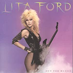 Out For Blood - Lita Ford: Amazon.de: Musik