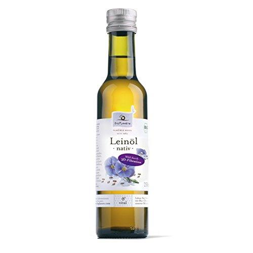 Bio Planète Leinöl, 250 ml