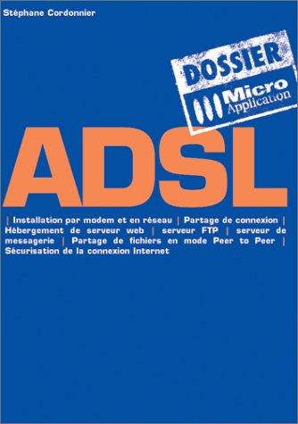 ADSL par Stéphane Cordonnier
