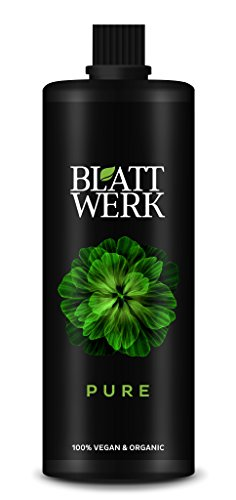 blattwerk-pure-1000-ml-100-organic-and-vegetarian-fertiliser-liquid-fertiliser-made-from-grass-for-h