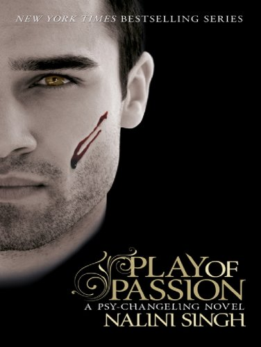 Play of Passion: Book 9 (Psy-Challenging) (English Edition)
