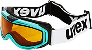 Uvex Hypersonic Pure Ski Google - Turquise, Size 1